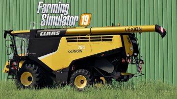 Claas Lexion 760 USA – Скриншот 3