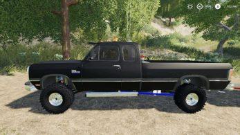 Dodge Ram 3500 первого поколения – Скриншот 3