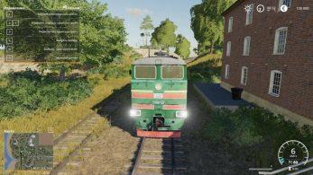 Дизельный локомотив – Скриншот 3