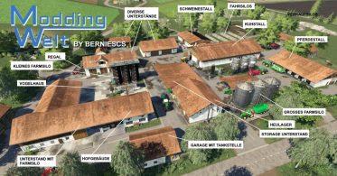 MW Platzierbarer Hof – Скриншот 3