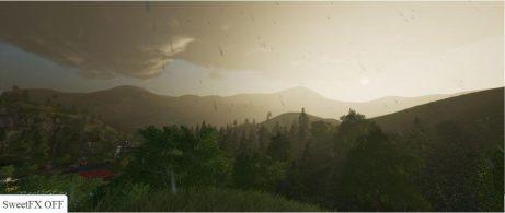 Улучшение освещения SweetFX – Скриншот 2