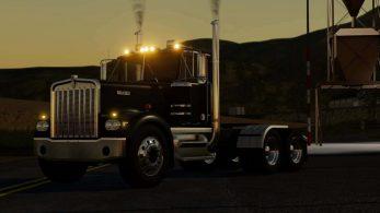 Kenworth W900A – Скриншот 1