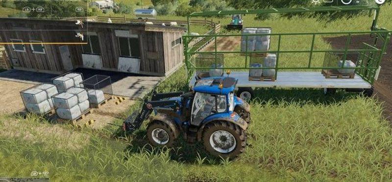 овцы в Farming Simulator 19