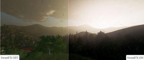 Улучшение освещения SweetFX – Скриншот 1