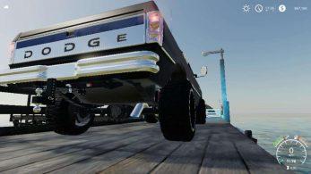 Dodge Ram 3500 первого поколения – Скриншот 1
