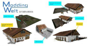 MW Platzierbarer Hof – Скриншот 5