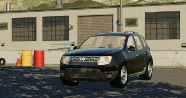 Dacia Duster 2015 Dci – Скриншот 1
