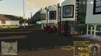 Vehicle Fruit Hud – Скриншот 3