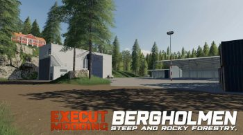 Bergholmen Hardcore Forestry – Скриншот 3
