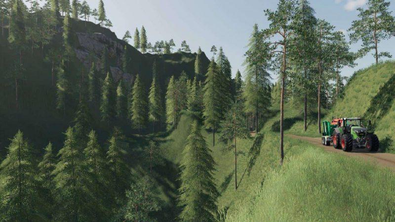 Bergholmen Hardcore Forestry