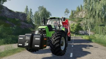 Deutz Fahr Series 7 – Скриншот 2