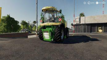 Krone BigX 580 – Скриншот 4