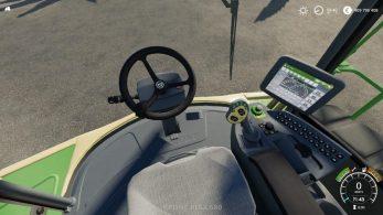 Krone BigX 580 – Скриншот 2