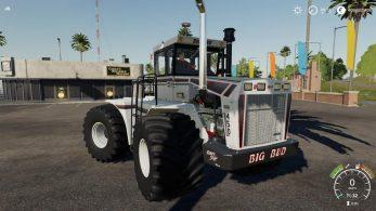 Big Bud 450 – Скриншот 1