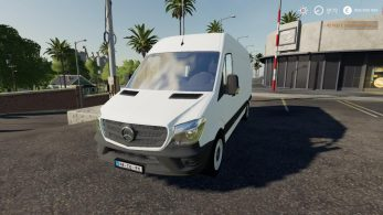 Mercedes Sprinter – Скриншот 3