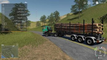 Timber Runner Wide With Autoload Wood – Скриншот 4