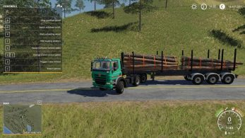 Timber Runner Wide With Autoload Wood – Скриншот 2