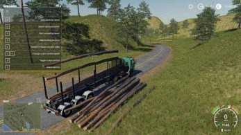 Timber Runner Wide With Autoload Wood – Скриншот 1