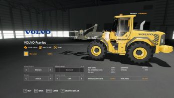 Volvo F L60-L90 and Tools – Скриншот 5