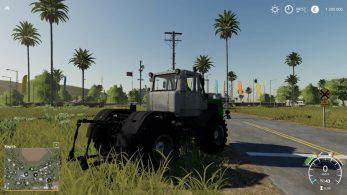 ХТЗ Т-150 – Скриншот 1