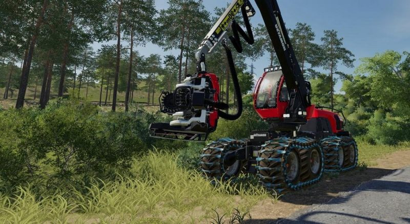 Гайд по лесозаготовке в Farming Simulator 19