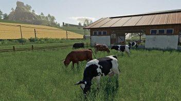 Гайд Farming Simulator 19 – как разводить коров