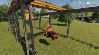 Железнодорожный кран – Скриншот 4
