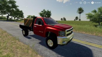 Chevy Silverado 2500HD – Скриншот 4