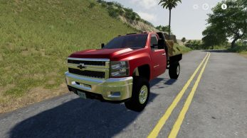 Chevy Silverado 2500HD – Скриншот 3