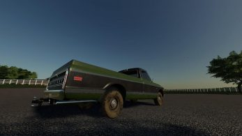 Chevy Long Bed – Скриншот 1
