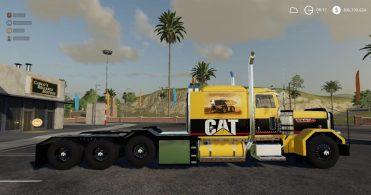 Caterpillar Heavy Haul – Скриншот 7