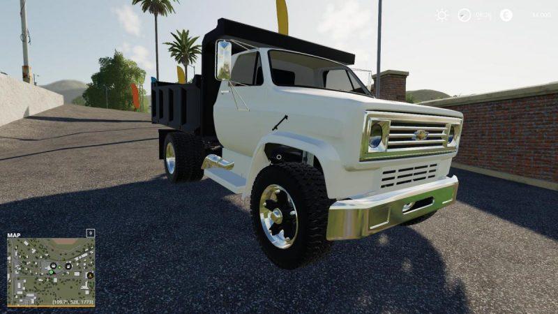Chevy C70