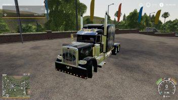 CSM Trucking Peterbilt 388 Package