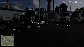 CSM Trucking Peterbilt 388 Package – Скриншот 2
