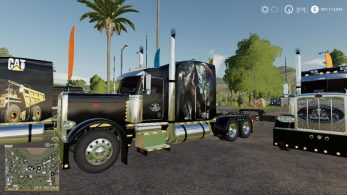 CSM Trucking Peterbilt 388 Package – Скриншот 6
