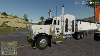 CSM Trucking Peterbilt 388 Package – Скриншот 7