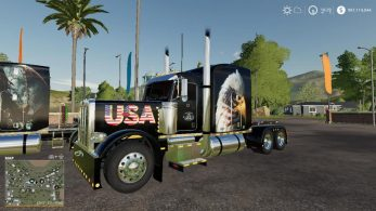 CSM Trucking Peterbilt 388 Package – Скриншот 5