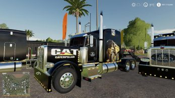 CSM Trucking Peterbilt 388 Package – Скриншот 4