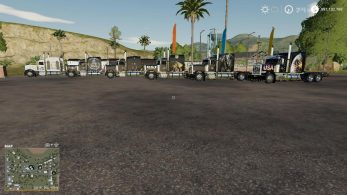 CSM Trucking Peterbilt 388 Package – Скриншот 3