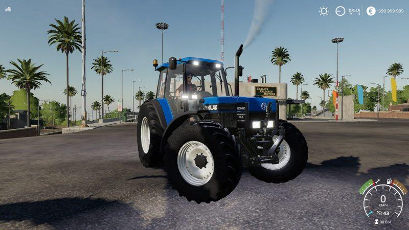 New Holland 40er Serie