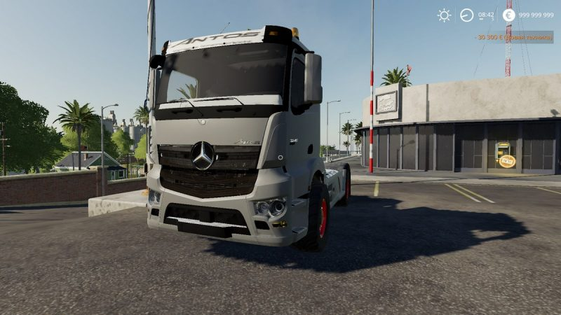 Mercedes Antos 3245