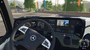 Mercedes Antos 3245 – Скриншот 2