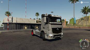 Mercedes Antos 3245 – Скриншот 1