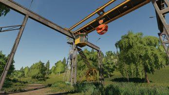 Железнодорожный кран – Скриншот 5