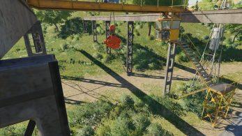 Железнодорожный кран – Скриншот 2