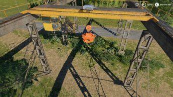 Железнодорожный кран – Скриншот 1
