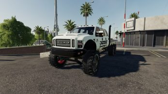Ford F550 SuperSix – Скриншот 3