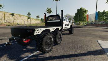 Ford F550 SuperSix – Скриншот 2