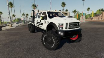 Ford F550 SuperSix – Скриншот 5