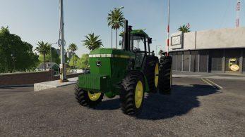 John Deere Series FWA – Скриншот 3